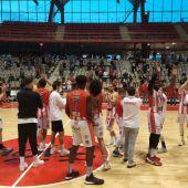 Partido del Gijón Basket