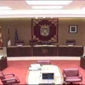 El PP de la capital abandona el Pleno del Ayuntamiento tras el debate sobre la compra del Banco de España