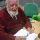 Enrique Domínguez Millán, en los estudios de Onda Cero Cuenca, en una imagen de archivo