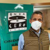 Pedro Rodríguez, Director Gerente del Hospital Dr. Negrín