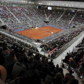 El tenis con público regresa a Madrid