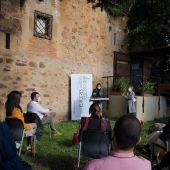 Inaugurado Cáceres Abierto 2021 que llena ya las calles de arte con once intervenciones