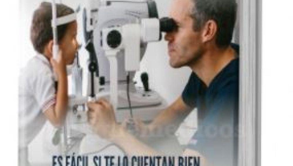 """El oftalmólogo Javier Hurtado publica 'Soluciona tu estrabismo' y """"El estrabismo infantil tiene cura"""""""