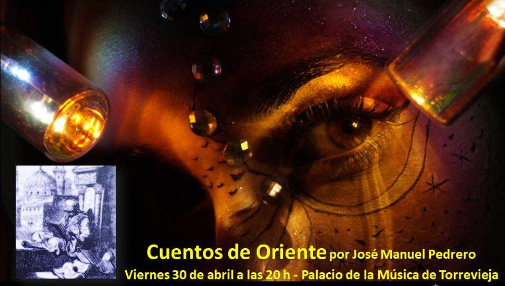 Este próximo viernes, 30 de abril, a las 20.00 horas, en el Palacio de la Música de Torrevieja
