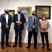Exposición Julián Sesmero en Alhaurín