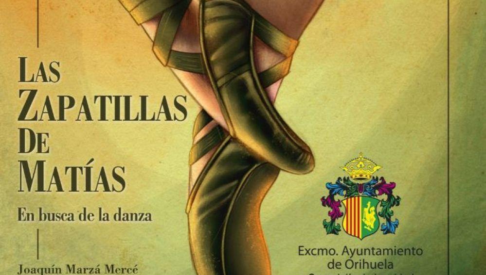El libro se ha presentado coincidiendo con la celebración de mañana del 'Día Internacional de la Danza'. Ha sido editado por la Concejalía de Igualdad y se repartirán diversos ejemplares entre los colegios del municipio de Orihuela