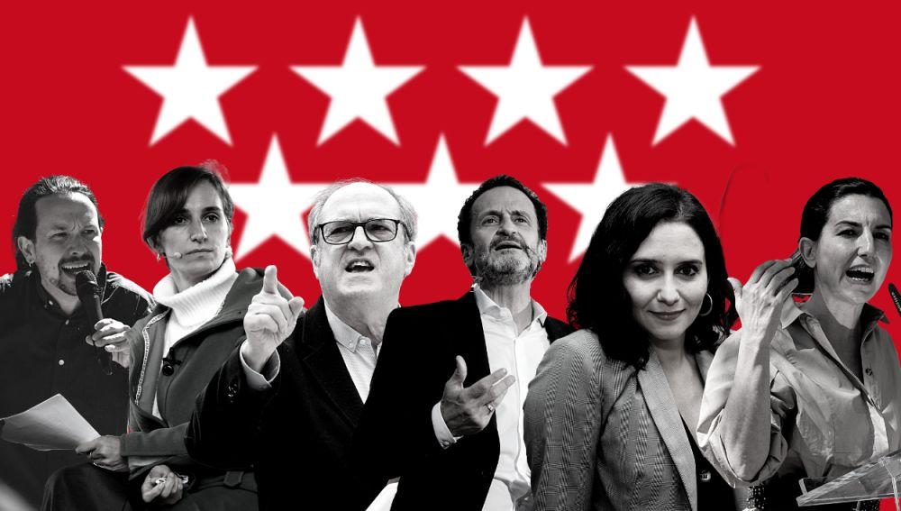 ¿Quién ganará las elecciones en Madrid? Vota en nuestra encuesta