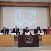 La consejera de Igualdad clausura en Badajoz las Jornadas 'La salud mental y bienestar de la mujer médico'