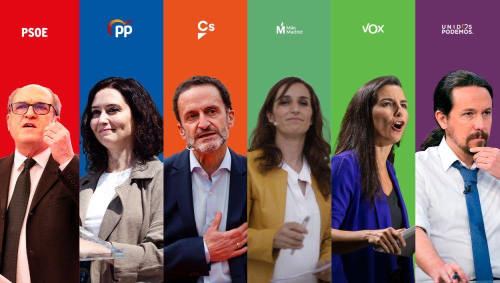 Estos son los programas electorales de los principales partidos para las elecciones en Madrid