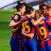El Barça, a por la segunda final de su historia