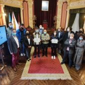 O Concello acolle a entrega dos premios do VII Certame literario de Viaqua