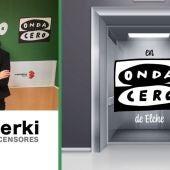 Isabel Sánchez-Arán sube esta semana con Ascensores Serki en Onda Cero Elche.