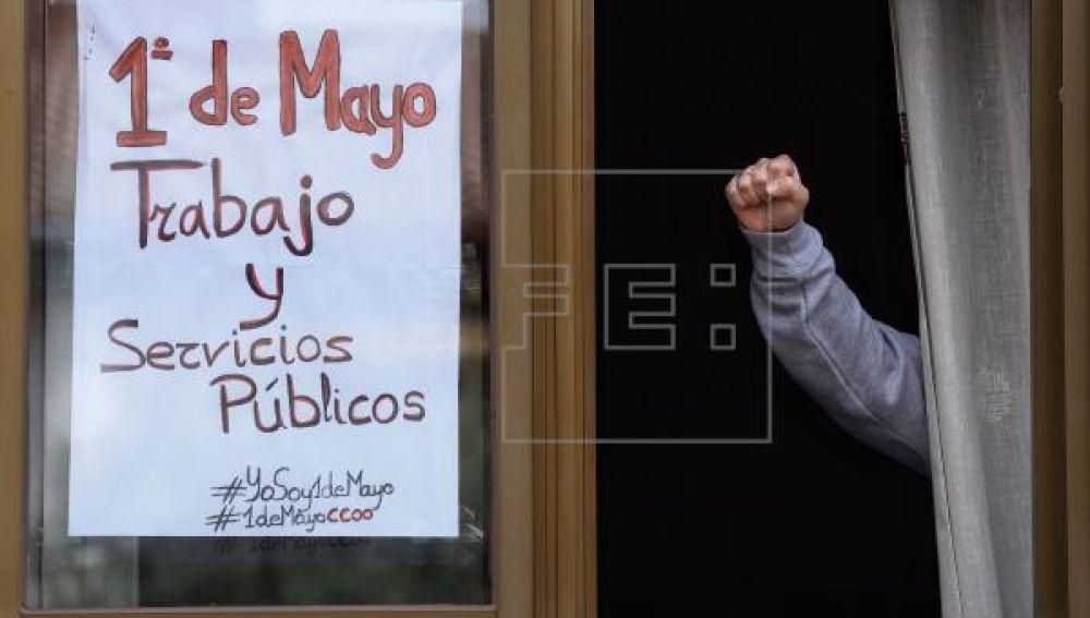 Vuelven las movilizaciones en la calle por el Día del Trabajador.