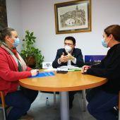 Movimiento por la Paz y el Ayuntamiento de Toledo avanzan en nuevos proyectos