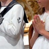 Este fin de semana comienzas las primeras comuniones en Ciudad Real