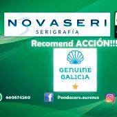 Recomend ACCION!!! con Genuine Galicia