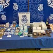 La Policía Nacional desarticula una banda dedicada a las peleas de gallos y distribución de droga