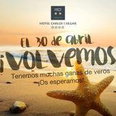 Hotel Carlos I Silgar de Sanxenxo