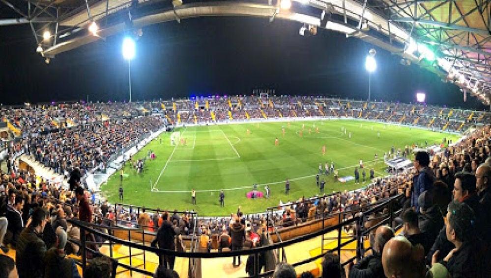 EL nuevo Vivero será uno de los 4 estadios extremeños que acogerá los partidos del Play Off de Ascenso a Segunda División