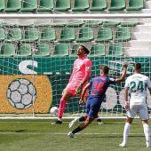 Elche 0-1 Atlético de Madrid