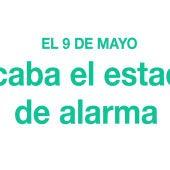 El 9 de mayo acaba el estado de alarma | El próximo domingo, nueva temporada de Salvados