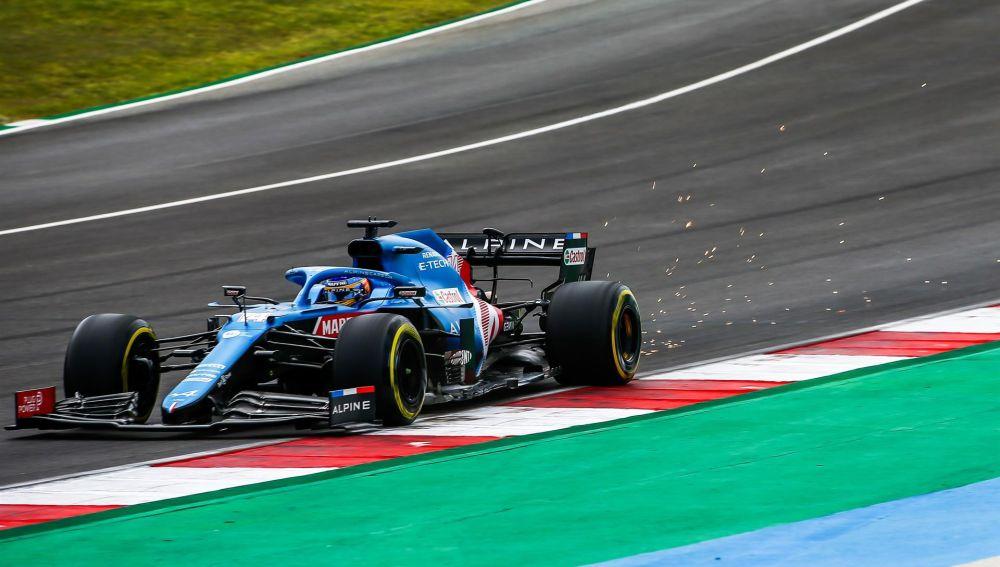 Bottas sorprende en Portimao; Sainz saldrá quinto y Alonso décimotercero