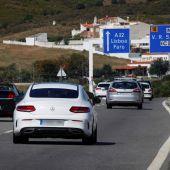 Se abre la frontera entre España y Portugal después de tres meses