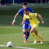 Villarreal 1 - 0 Getafe