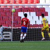 Granada 0 - 1 Cádiz