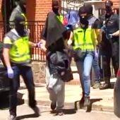 Uno de los yihadistas detenidos en Bolaños
