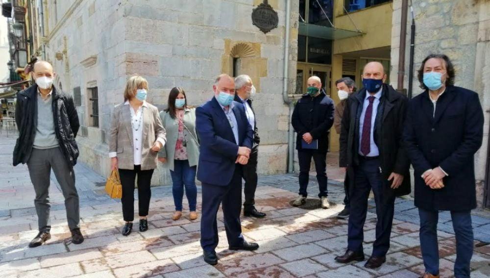 El Gobierno de Asturias inicia la construcción de la depuradora de Vega