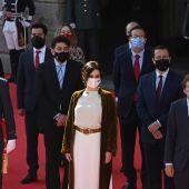 Madrid celebra el 2 de Mayo en la Puerta del Sol con todos candidatos del 4M salvo Pablo Iglesias