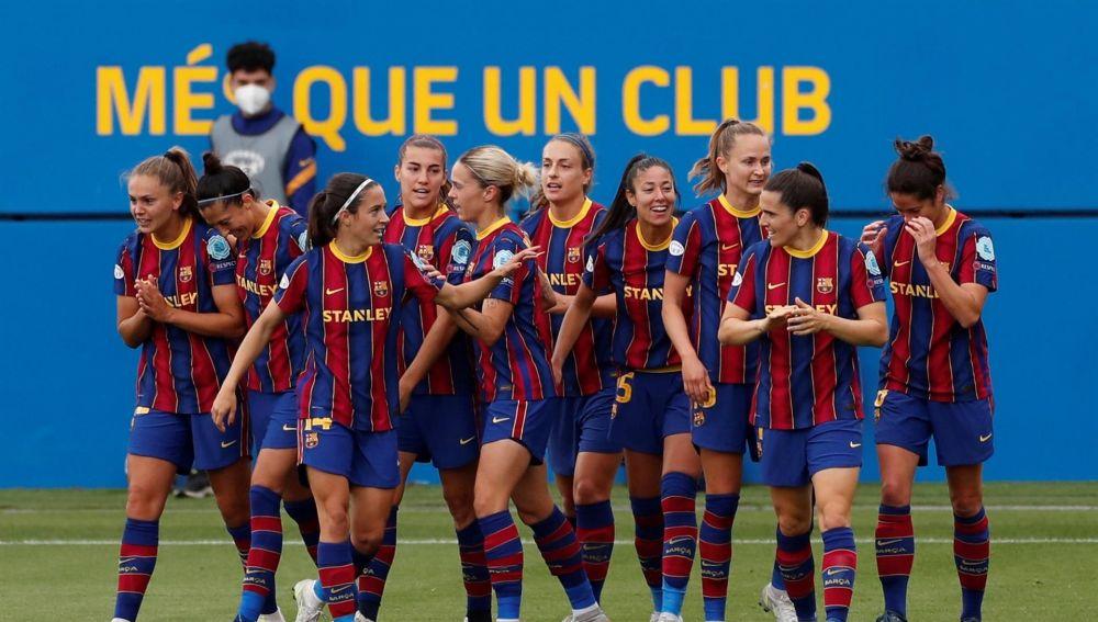El Barcelona jugará su segunda final de la Champions