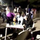 Desalojan una macrofiesta ilegal con 400 universitarios en Ciempozuelos (Madrid)