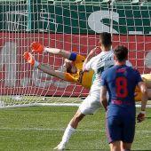 Elche-Atlético de Madrid (0-1)
