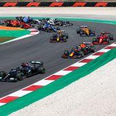 Hamilton gana en Portimao y Alonso alcanza la octava posición
