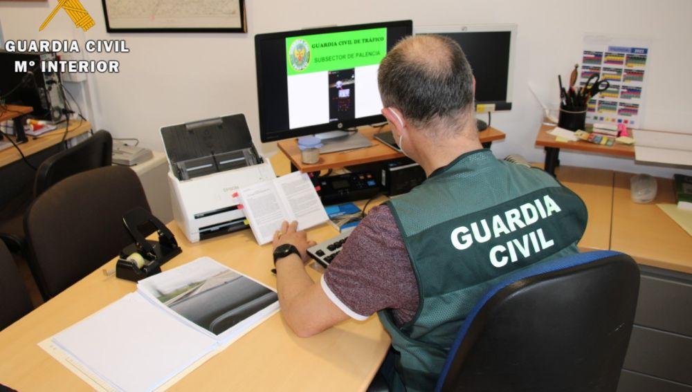La Guardia Civil investiga a una persona por realizar una llamada falsa al 112 comunicando que había sufrido un siniestro vial