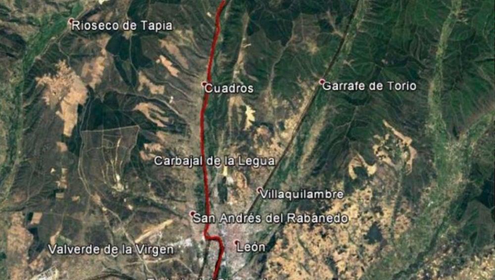 Contrato de telecomunicaciones para el AVE Asturias-León
