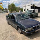 La Guardia Civil detiene a dos hombres por darse a la fuga en Tembleque