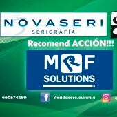 Recomend ACCION!!! con Mecanizados Rodríguez Fernández