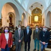 Este año vuelven los mayos a la iglesia de Santa María