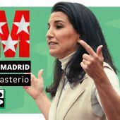 Así es Rocío Monasterio, la candidata de Vox para las elecciones en Madrid