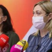 Masías y Picazo en una rueda de prensa en Ciudad Real