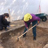 Exhumacion fosa Almagro