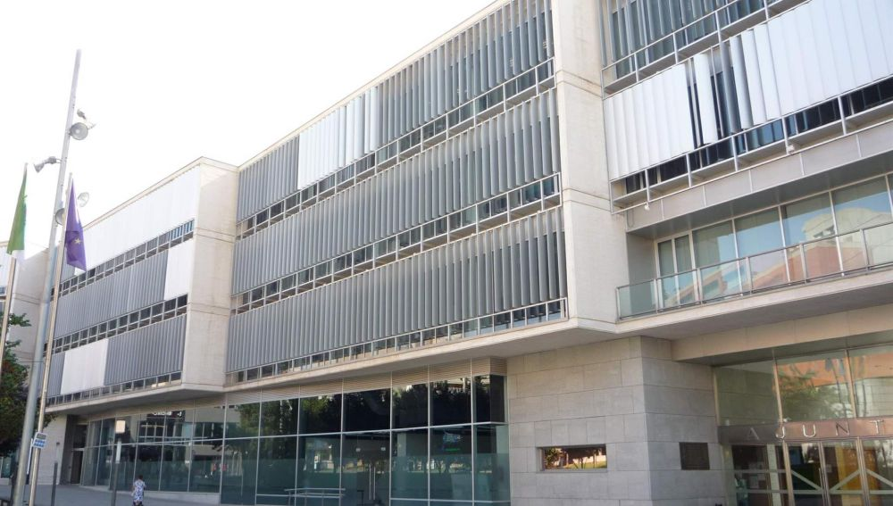 Edificio del ayuntamiento de Sant Vicent del Raspeig