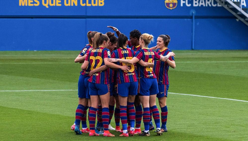 El Barça se mete en la final de la Liga de Campeones femenina