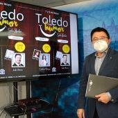 Teo García, concejal de Cultura