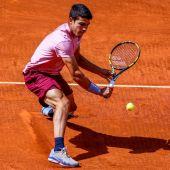 Carlos Alcaraz se cita con Rafa Nadal en el Mutua Madrid Open el día que cumple 18 años