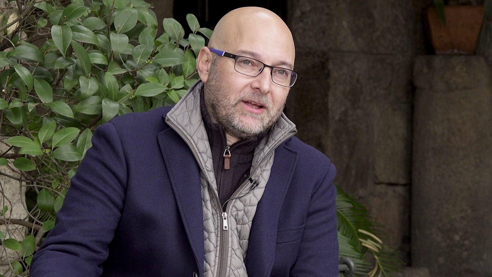 Fernando J. Múñez: El autor de 'La cocinera de Castamar' presenta 'Los diez escalones'