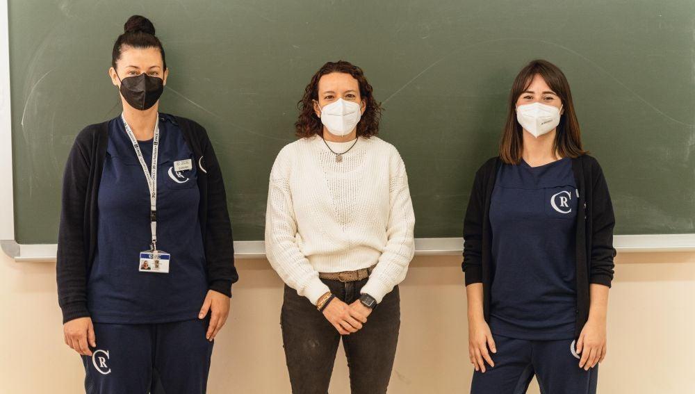 El Grupo Policlínica colaboró con la Comisión de Salud del Instituto IES Santa María impartiendo clases de educación postural